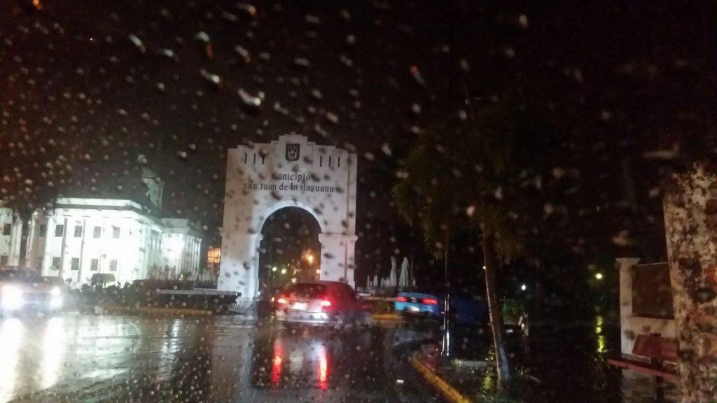 San Juan Bajo Lluvia